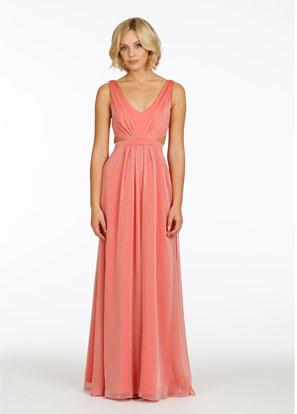 Hayley Paige Occasions Bridesmaids and Special Occasion Dresses Style 5432 by JLM Couture, Inc.