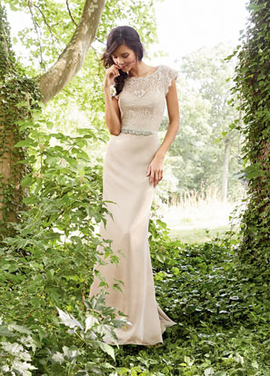 Hayley Paige Occasions Bridesmaids and Special Occasion Dresses Style 5463 by JLM Couture, Inc.