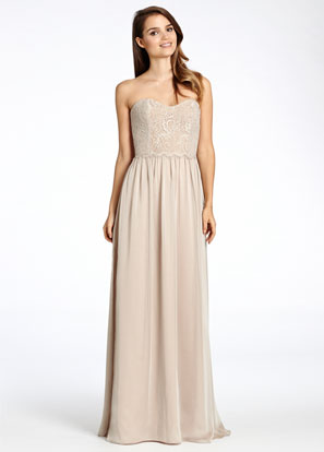 Hayley Paige Occasions Bridesmaids and Special Occasion Dresses Style 5506 by JLM Couture, Inc.