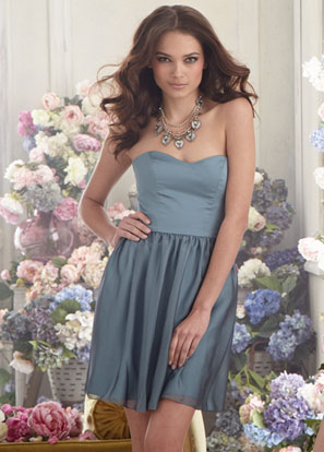 Hayley Paige Occasions Bridesmaids and Special Occasion Dresses Style 5263 by JLM Couture, Inc.