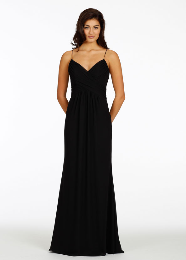 Hayley Paige Occasions Bridesmaids and Special Occasion Dresses Style jh5422 by JLM Couture, Inc.