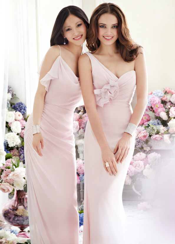 Hayley Paige Occasions Bridesmaids and Special Occasion Dresses Style jh5275 by JLM Couture, Inc.