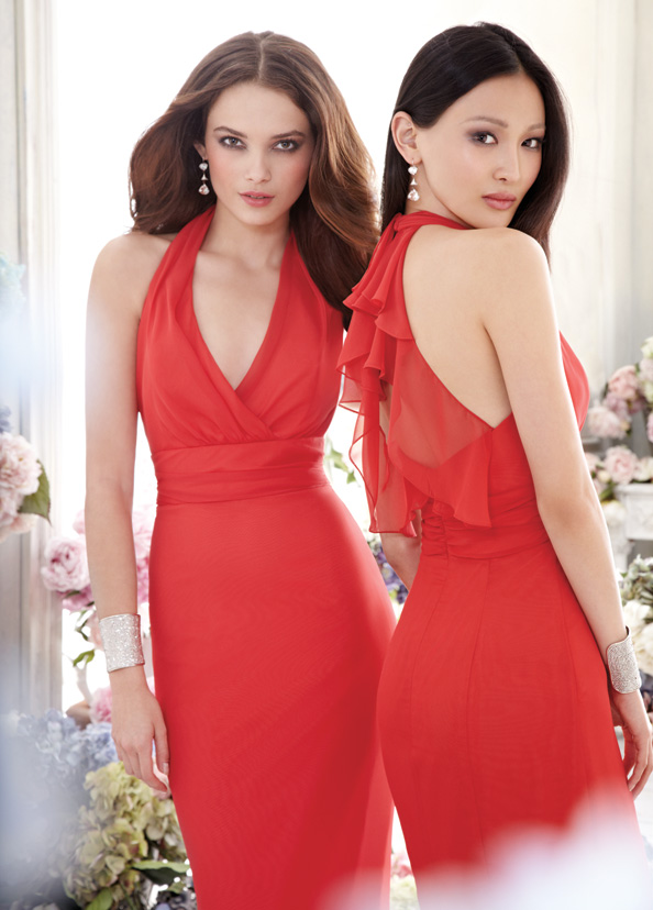 Hayley Paige Occasions Bridesmaids and Special Occasion Dresses Style jh5266 by JLM Couture, Inc.
