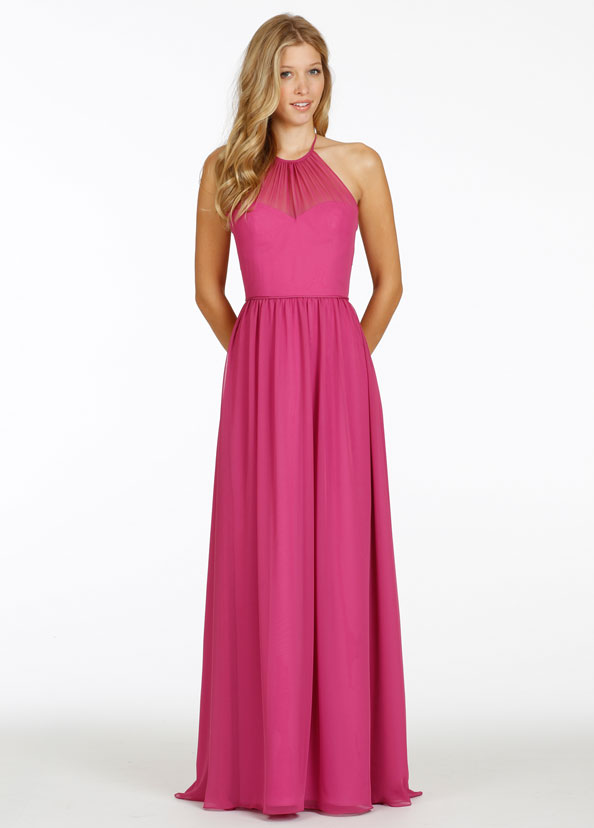 Hayley Paige Occasions Bridesmaids and Special Occasion Dresses Style jh5404 by JLM Couture, Inc.