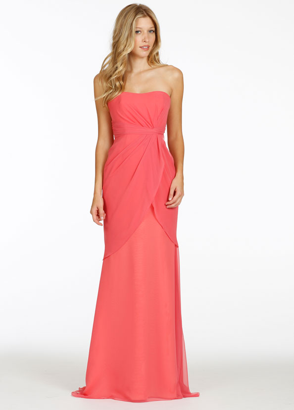 Jim Hjelm Occasions Bridesmaids and Special Occasion Dresses Style jh5411 by JLM Couture, Inc.