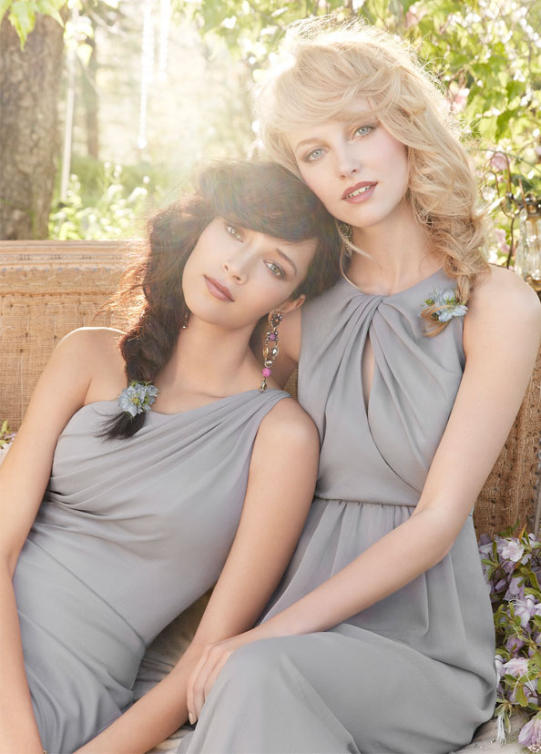 Hayley Paige Occasions Bridesmaids and Special Occasion Dresses Style jh5350 by JLM Couture, Inc.