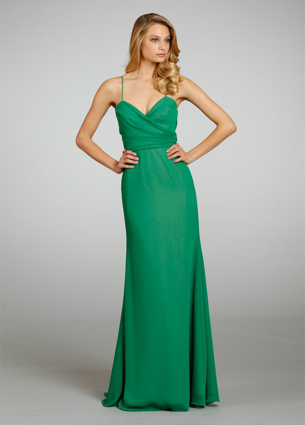 Hayley Paige Occasions Bridesmaids and Special Occasion Dresses Style jh5304 by JLM Couture, Inc.