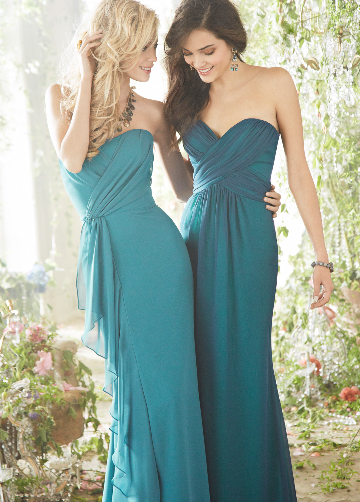Hayley Paige Occasions Bridesmaids and Special Occasion Dresses Style jh5424 by JLM Couture, Inc.