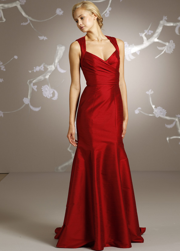 Hayley Paige Occasions Bridesmaids and Special Occasion Dresses Style jh5125 by JLM Couture, Inc.