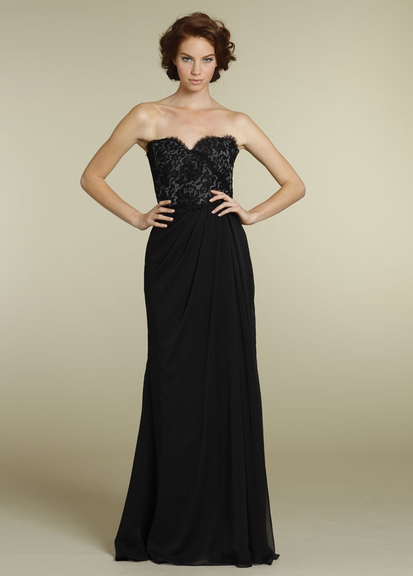 Hayley Paige Occasions Bridesmaids and Special Occasion Dresses Style jh5227 by JLM Couture, Inc.