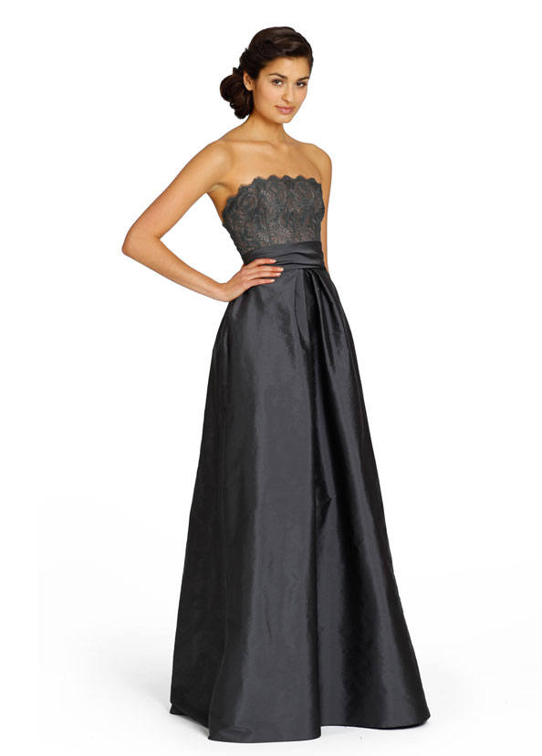 Hayley Paige Occasions Bridesmaids and Special Occasion Dresses Style jh5381 by JLM Couture, Inc.