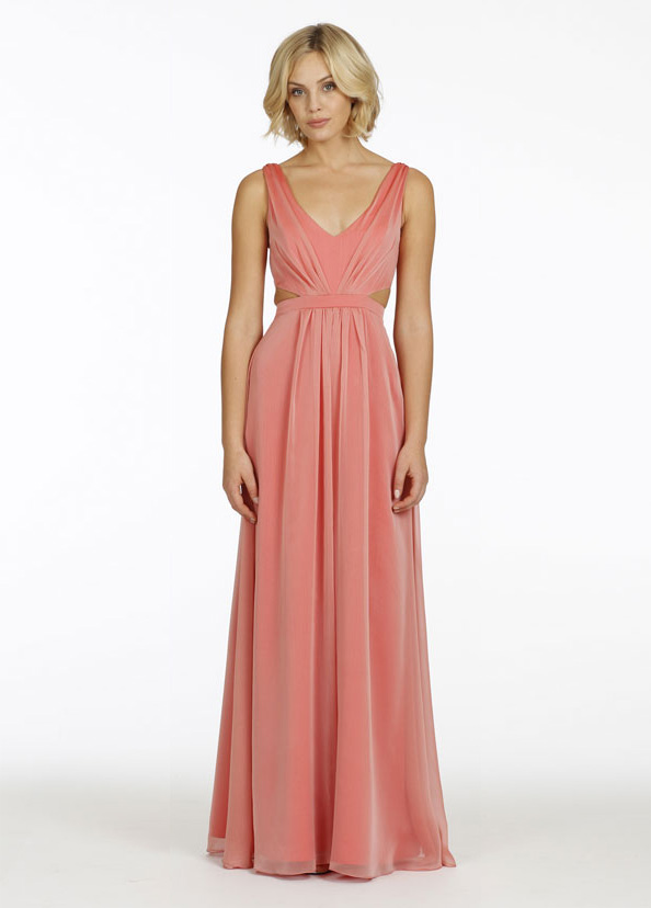 Hayley Paige Occasions Bridesmaids and Special Occasion Dresses Style jh5432 by JLM Couture, Inc.