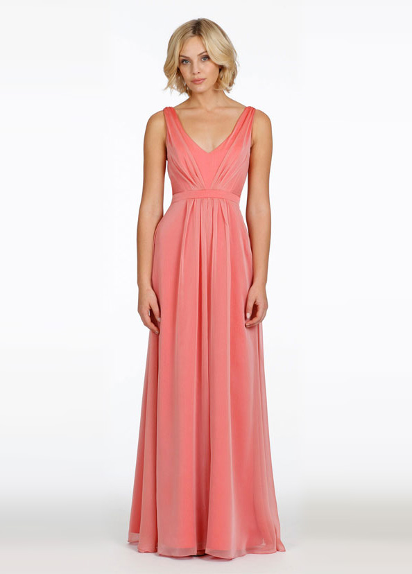 Hayley Paige Occasions Bridesmaids and Special Occasion Dresses Style jh5402 by JLM Couture, Inc.