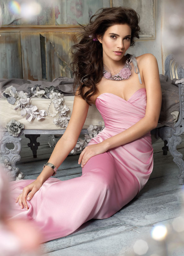 Hayley Paige Occasions Bridesmaids and Special Occasion Dresses Style jh5128 by JLM Couture, Inc.