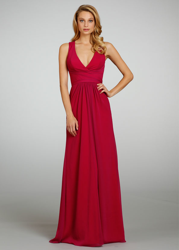 Hayley Paige Occasions Bridesmaids and Special Occasion Dresses Style jh5303 by JLM Couture, Inc.