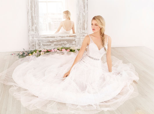 Ti Adora Bridal Dresses Style 7453 by JLM Couture, Inc.