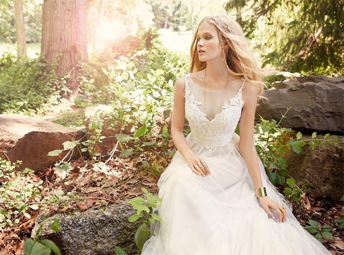 Ti Adora Bridal Dresses Style 7553 by JLM Couture, Inc.
