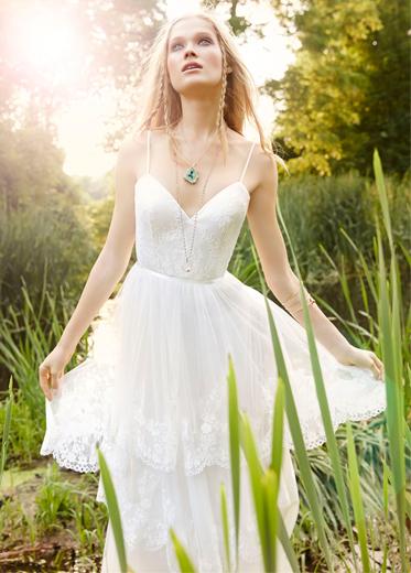 Ti Adora Bridal Dresses Style 7556 by JLM Couture, Inc.
