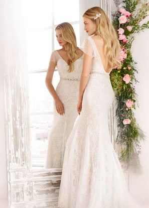 Ti Adora Bridal Dresses Style 7460 by JLM Couture, Inc.