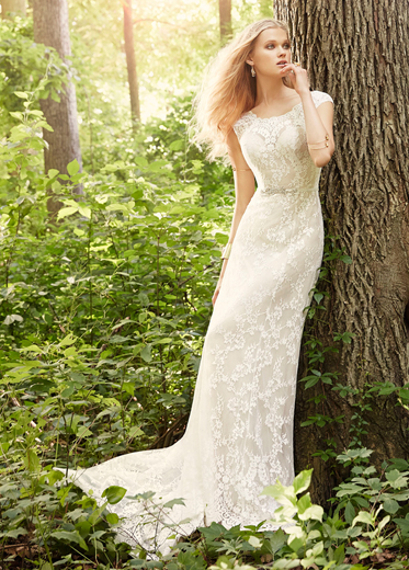 Ti Adora Bridal Dresses Style 7558 by JLM Couture, Inc.