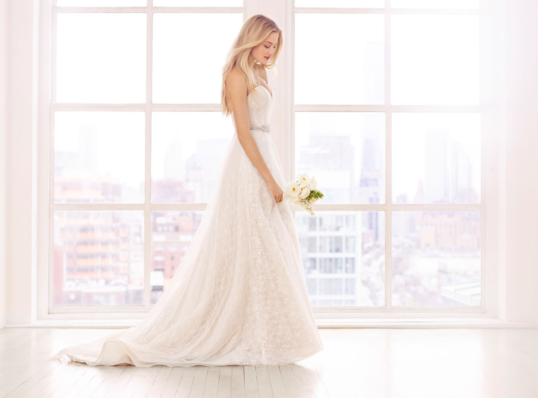 Ti Adora Bridal Gowns, Wedding Dresses Style 7451 by JLM Couture, Inc.