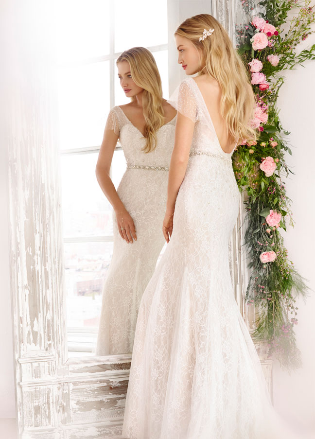 Ti Adora Bridal Gowns, Wedding Dresses Style 7460 by JLM Couture, Inc.