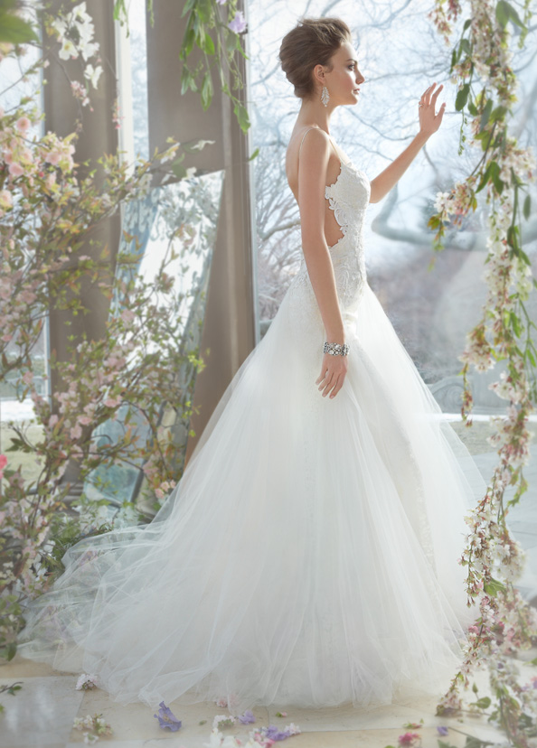 Tara Keely Bridal Gowns, Wedding Dresses Style tk2403 by JLM Couture, Inc.