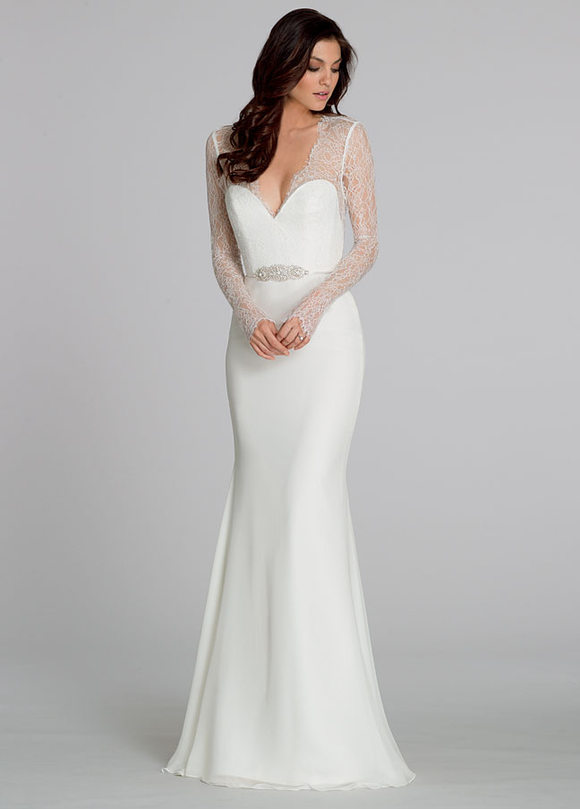 Tara Keely Bridal Gowns Wedding Dresses Style Tk2551 By