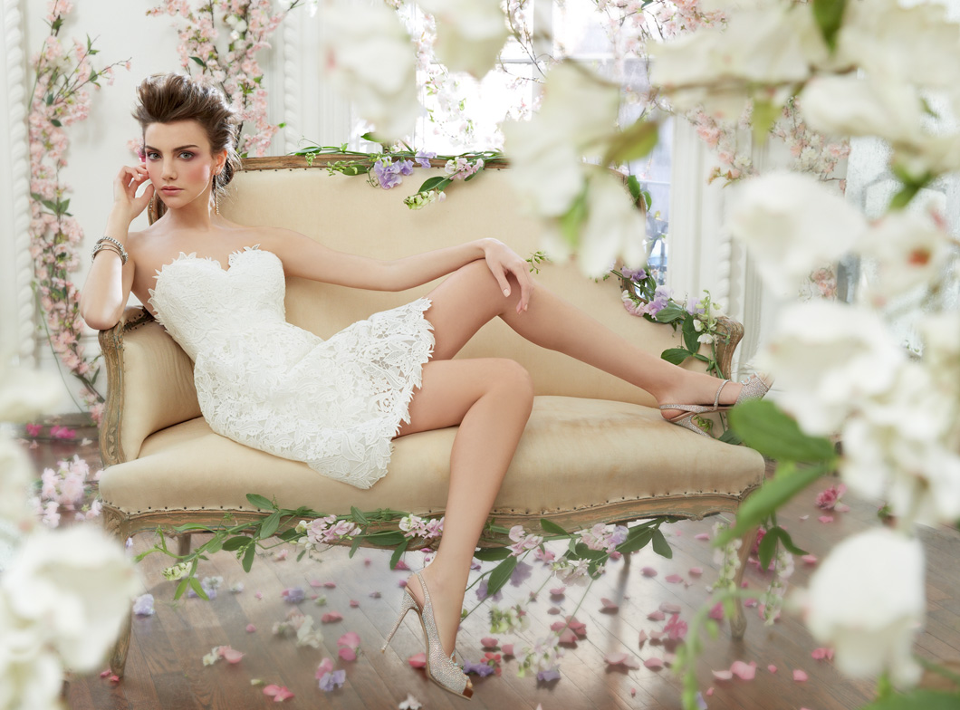 Tara Keely Bridal Gowns, Wedding Dresses Style tk2406 by JLM Couture, Inc.