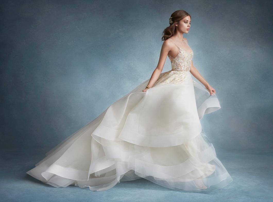 Bridal gowns wedding dresses by tara keely style tk2609 for Wedding dresses ball gown style