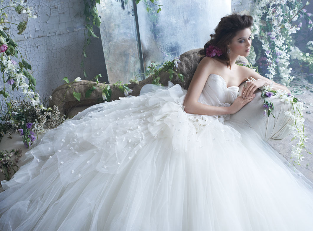 Tara Keely Bridal Gowns, Wedding Dresses Style tk2300 by JLM Couture, Inc.