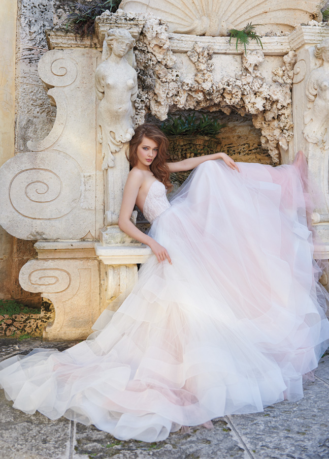Tara Keely Bridal Gowns, Wedding Dresses Style tk2510 by JLM Couture, Inc.