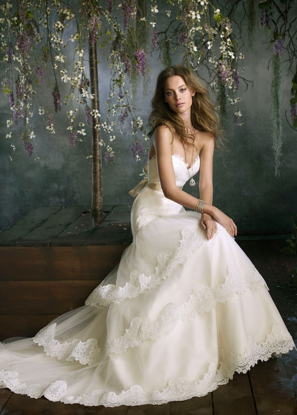 Tara Keely Bridal Gowns, Wedding Dresses Style tk2052 by JLM Couture, Inc.